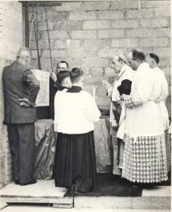 The Blessing of the Foundation Stone